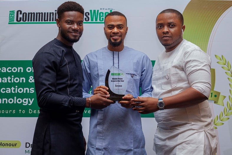 BOICT phone brand of the year Award