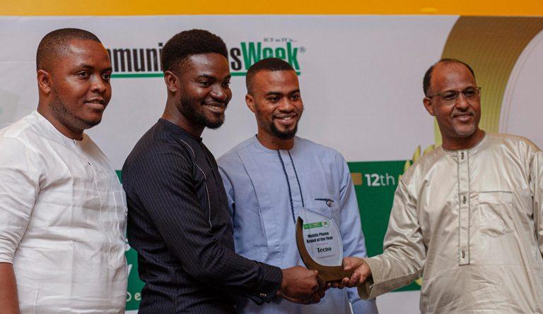 TECNO wins phone brand of the year