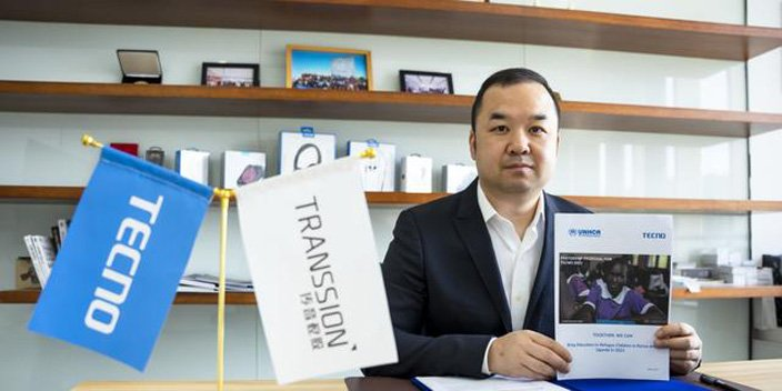 Stephen Ha, General Manager at TECNO